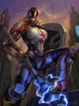 Enforcer Athena Card
