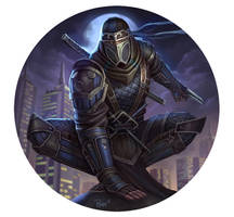 Ninja by PTimm