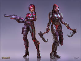 Lovely Ladies Concepts