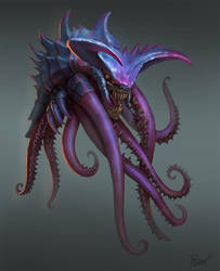 Kraken, The by PTimm