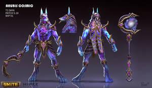 Cosmic Anubis