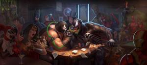 Bane vs Venom 3: Tom vs Tom