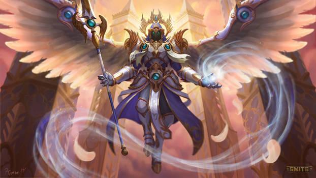 Horus Seraph Smite skin