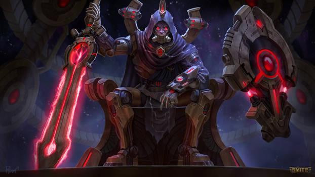 Star Tyrant Ares Smite skin