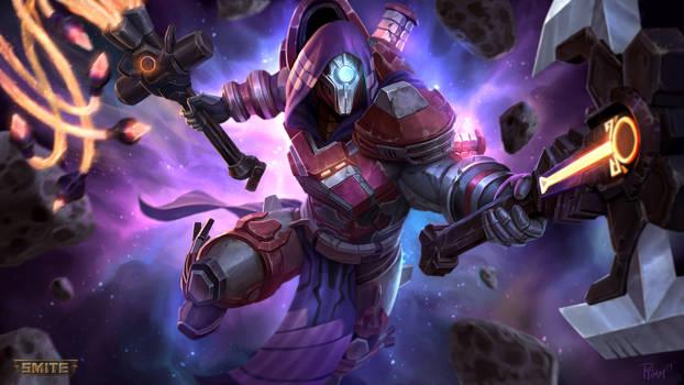 Osiris Code Breaker Smite Skin
