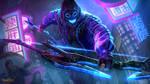 Smite Neon Hero Rama