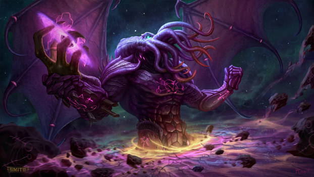 Cosmic Horror Cthulhu Smite