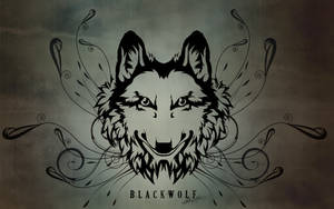 BlackWolf.:.Darker Side by WhiteSpiritWolf