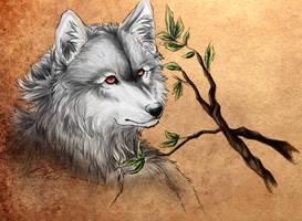 .:Afraid This Time:. by WhiteSpiritWolf
