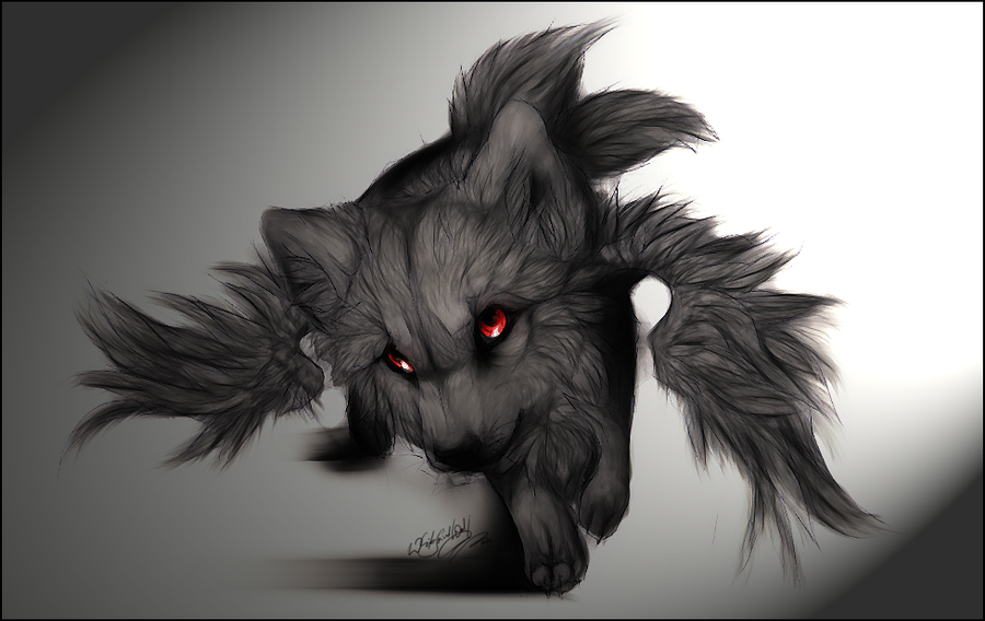 .:The Wings Of Black Chaos:. by WhiteSpiritWolf on DeviantArt