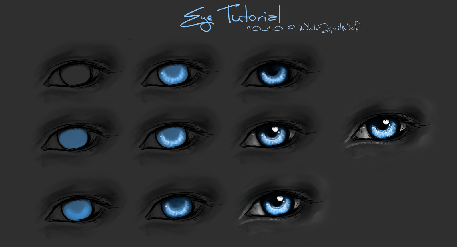 Whites eye tutorial by whitespiritwolf on deviantart eye tutorial by whitespiritwolf ccuart Image collections