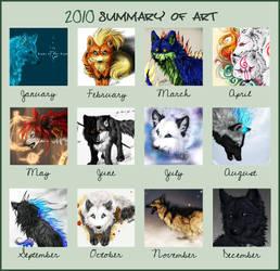 White's Summary of Art 2010