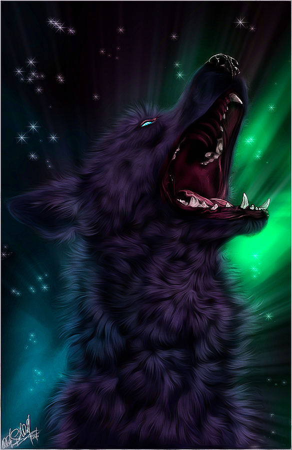 Wolf's Rain .:Darcia:. by WhiteSpiritWolf