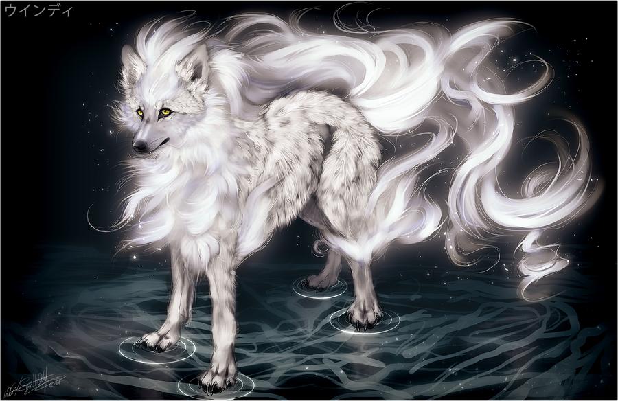 .:White Legendary:. by WhiteSpiritWolf