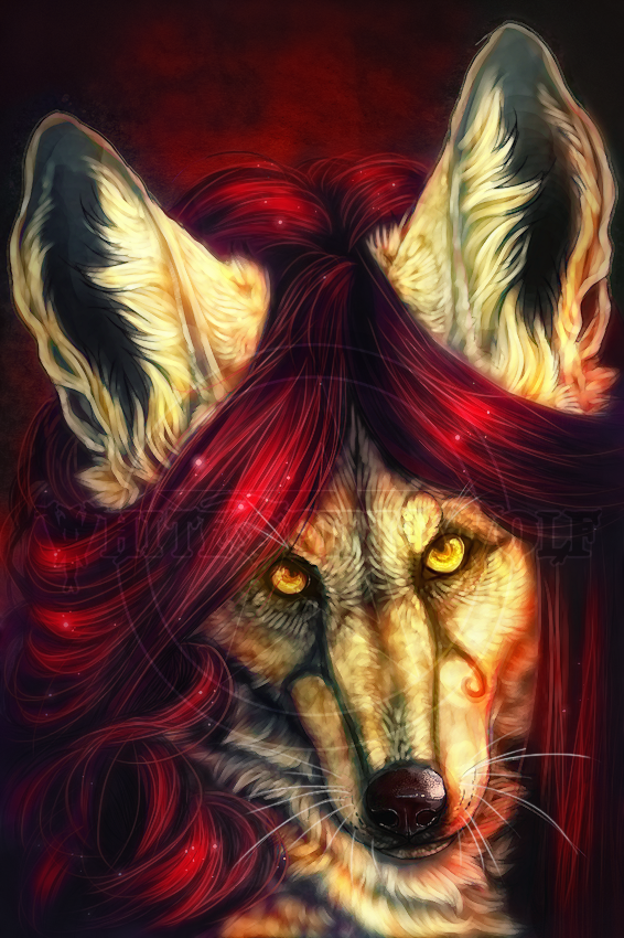 .:Red Myre:. by WhiteSpiritWolf