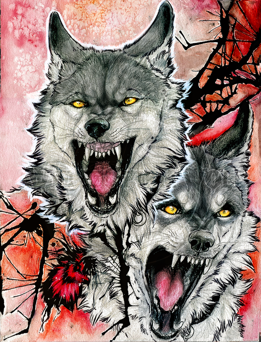 .:Bloodline:. by WhiteSpiritWolf