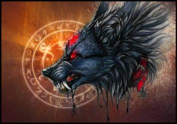 .: Black Blood :. by WhiteSpiritWolf
