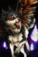 .: Noroi - Hereafter :. by WhiteSpiritWolf