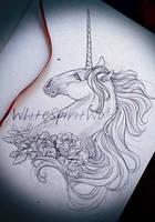 .: Rose Symphony :. by WhiteSpiritWolf