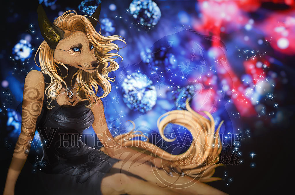 C .: Luxury Diva :. by WhiteSpiritWolf