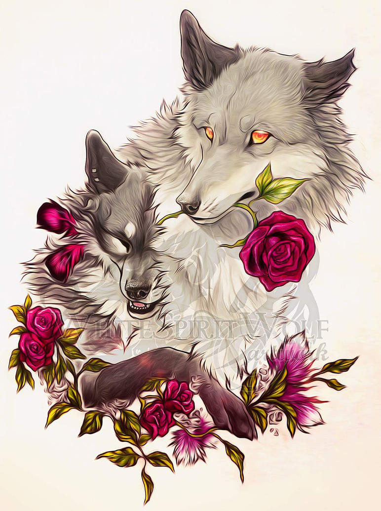 .: You'll be mine :. by WhiteSpiritWolf