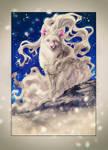 .: Alolan Ninetales - Winter time :.