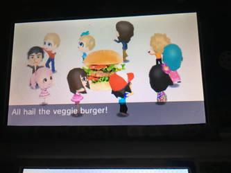 All hail the veggie burger by AskKassandraGF