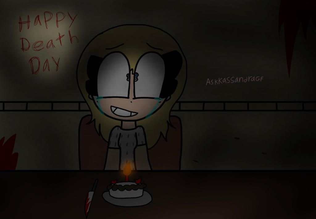 Happy death day by askkassandragf on deviantart happy death day by askkassandragf stopboris Choice Image