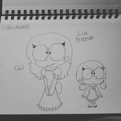 Lisa Peterson by AskKassandraGF