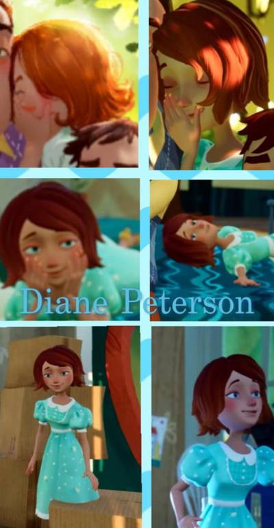 (CAT) Diane Peterson