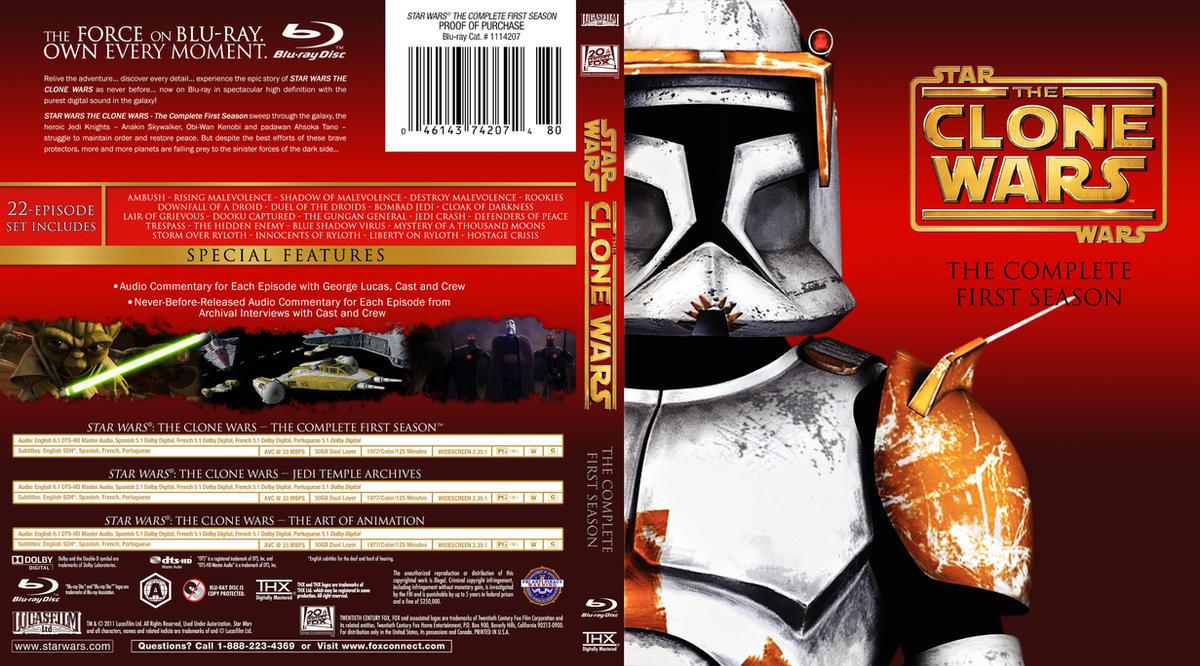 Star Wars The Clone Wars - Season 1 by yamato-senpai on ...