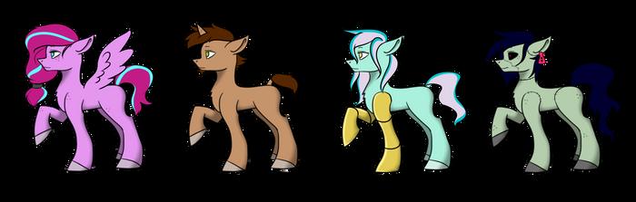 Pony Adoptables Batch 2 [OPEN]