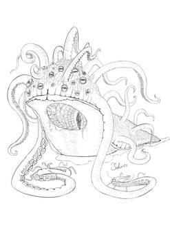 Monster slug