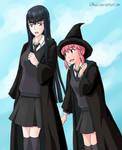 Kill la Potter (SatsuNonon) by h0saki