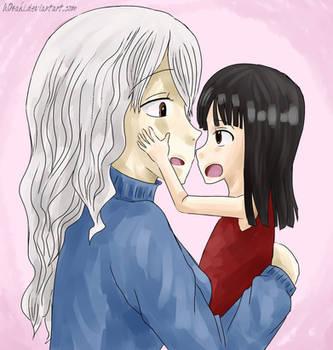 Robin and Olvia by h0saki