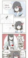 Call me Oneechan Ryuko!!