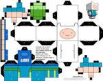 Finn Cubecraft