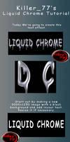 Liquid Chrome Effect Tutorial