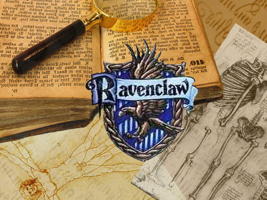 Ravenclaw Wallpaper By Focusfury