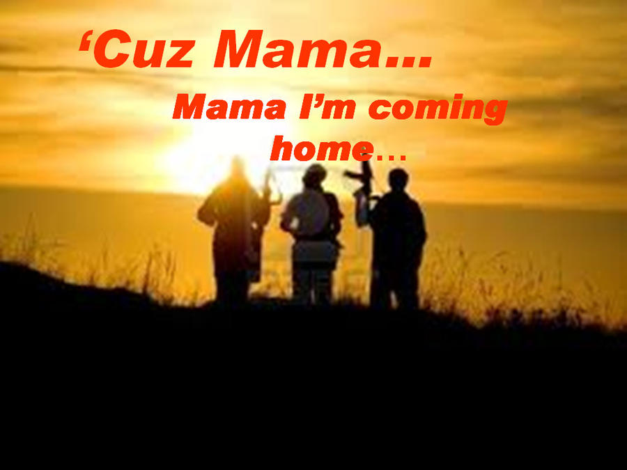 Mama i 39 m coming home graphic by sasukeissohot97 on deviantart for Home by m