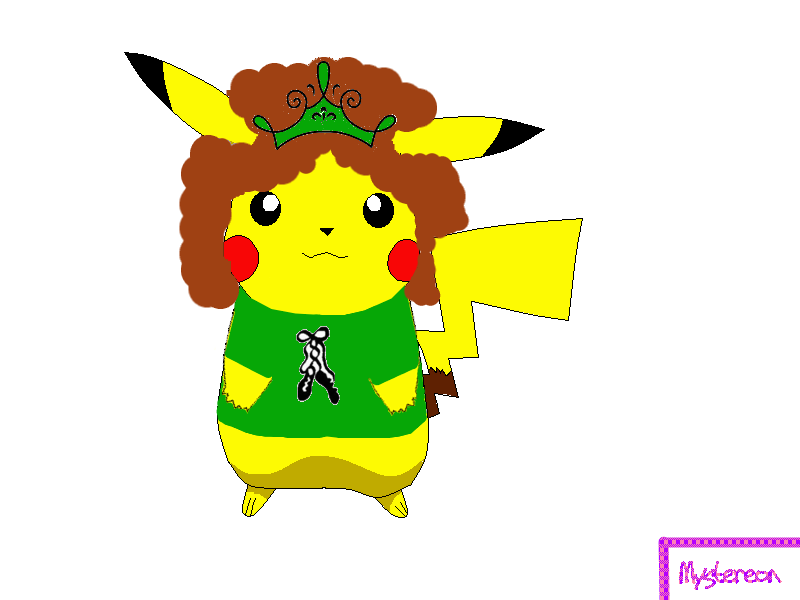 Irish Dance Pikachu Gijinka :devSolbiiMelody: by sasukeissohot97