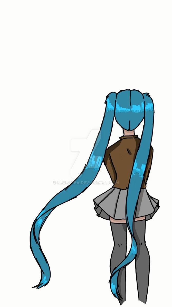 Leek Lover by blue11lea