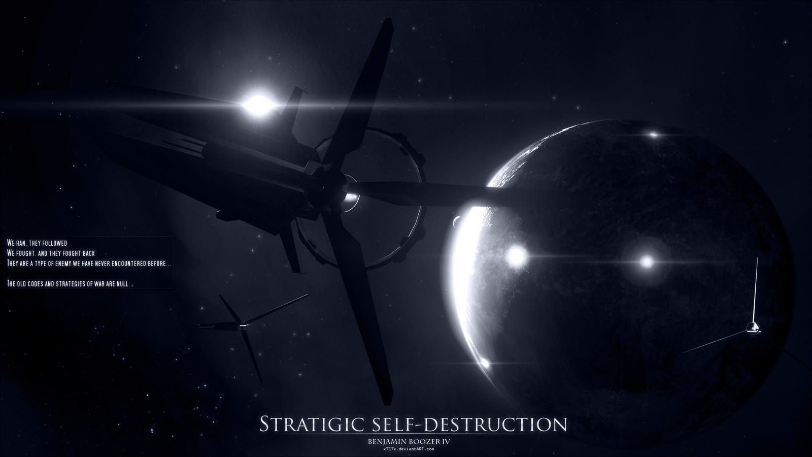 Strategic Self-Destruction by x717x