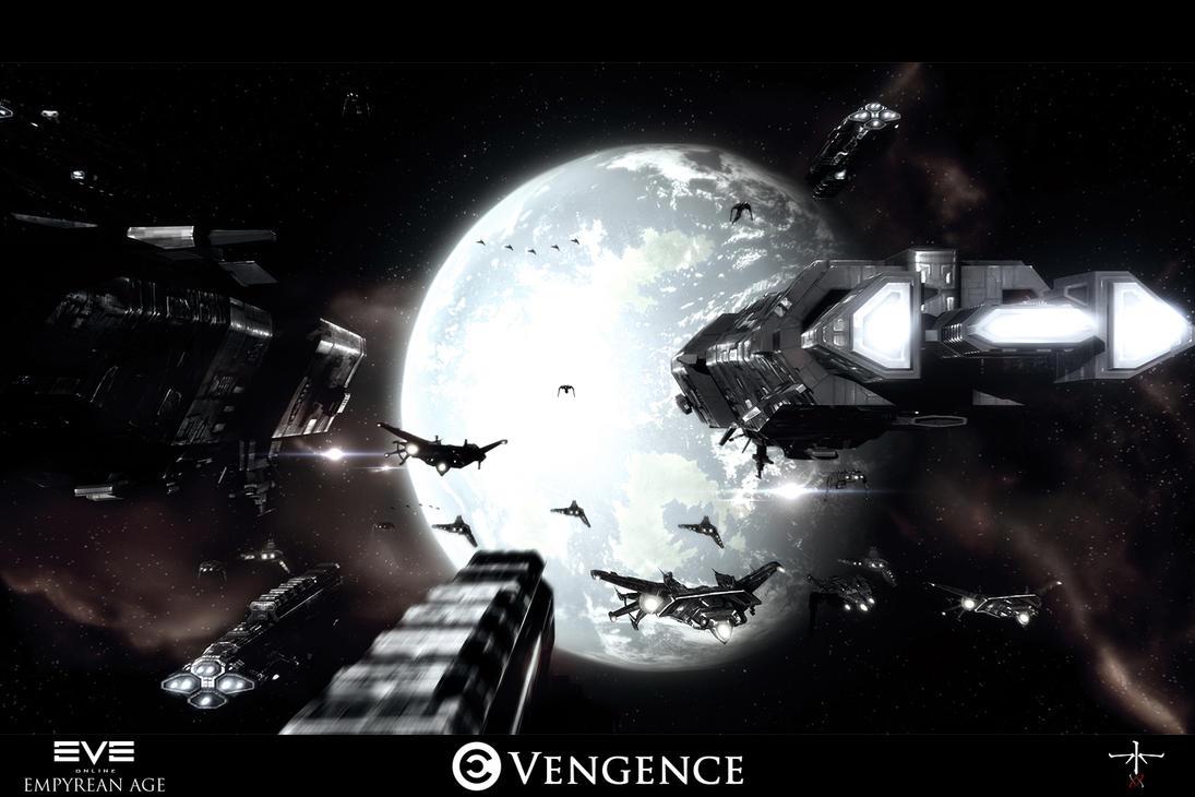 Vengence by x717x