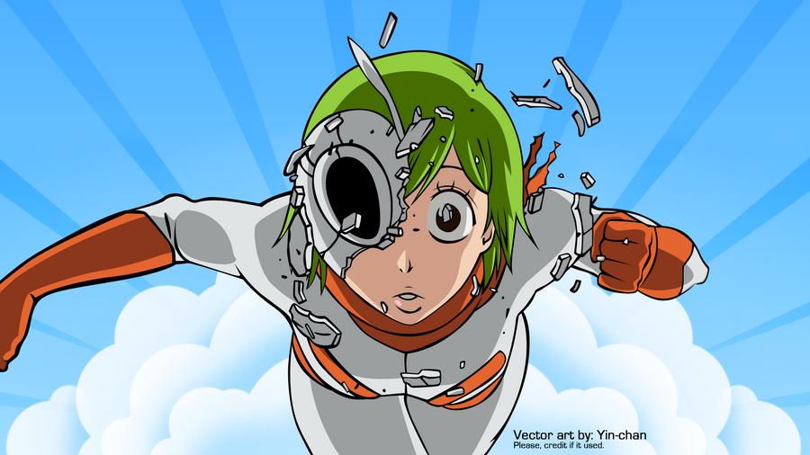 Mashiro Vector by yiny-chan