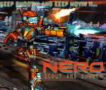 TITANCLASH Character : Nero