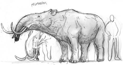 Mastodon Analogue by povorot