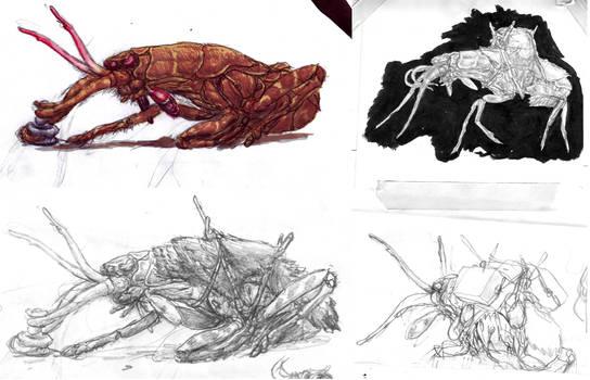 Hopper Sketches