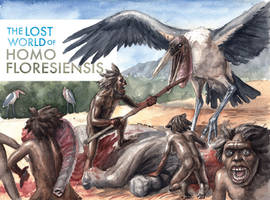 The Lost World of Homo Floresiensis by povorot