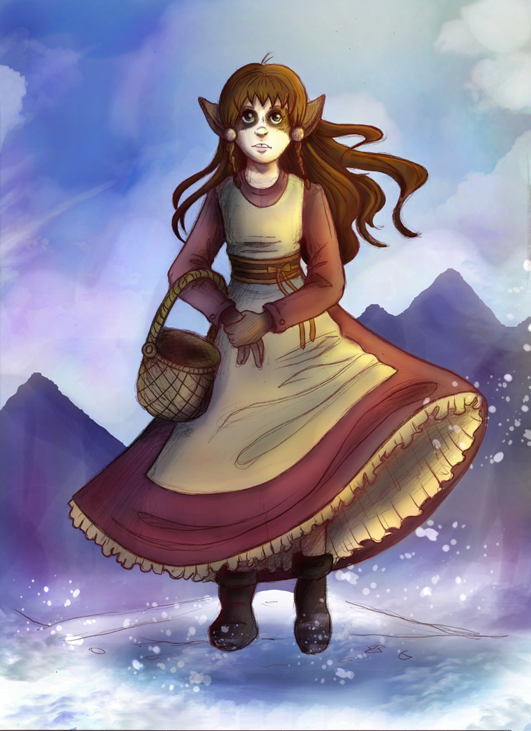 Revelation of Ula'ran: Snow by Kiotoko-Solo